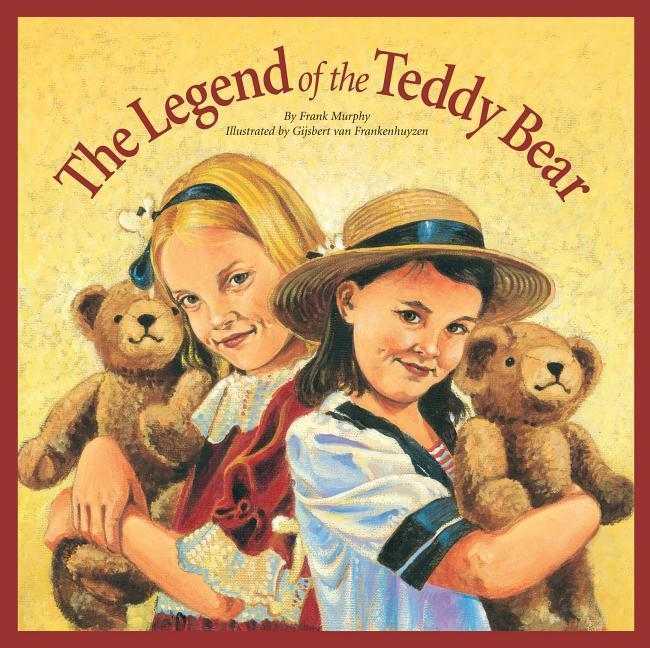 Legend of the Teddy Bear als Buch