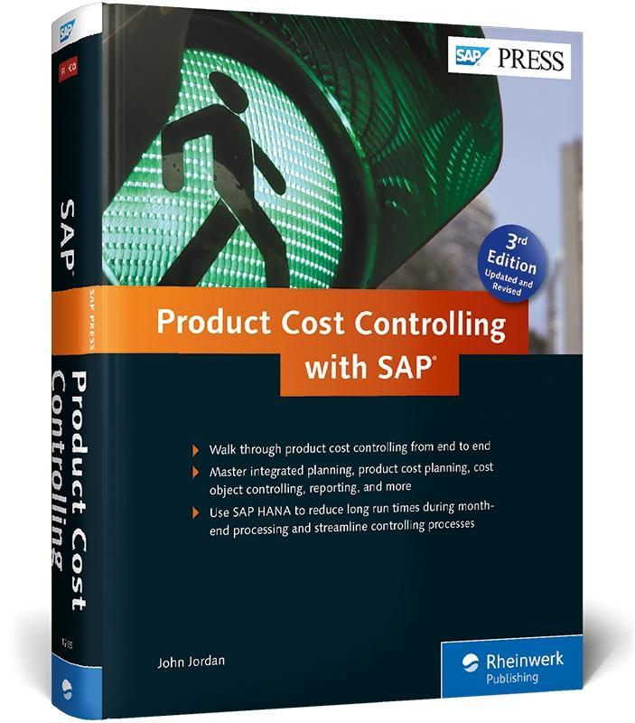 Product Cost Controlling with SAP als Buch von ...