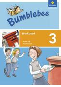 Bumblebee 3. Workbook plus Portfolioheft und Pupil's Audio-CD