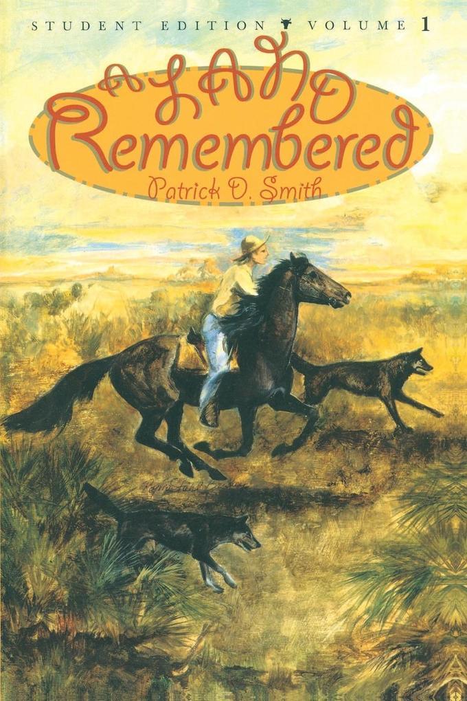 A Land Remembered, Volume 1 als Taschenbuch