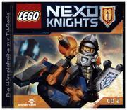 Lego Nexo Knights CD 02
