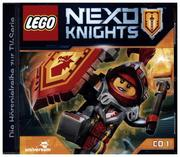 Lego Nexo Knights CD 01