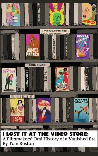 I Lost It At The Video Store als Buch von Tom R...