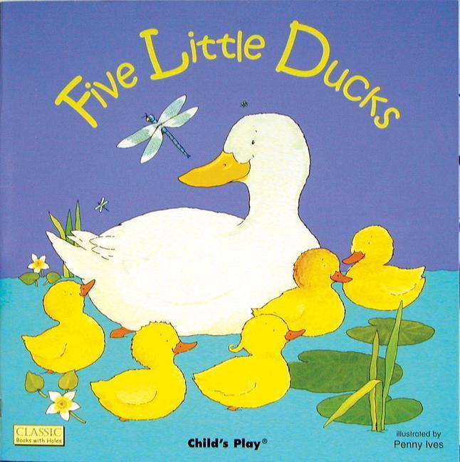 Five Little Ducks als Taschenbuch