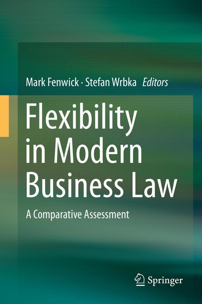 Flexibility in Modern Business Law als eBook Do...