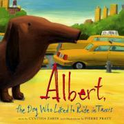 Albert, the Dog Who Liked to Ride in Taxis als Buch