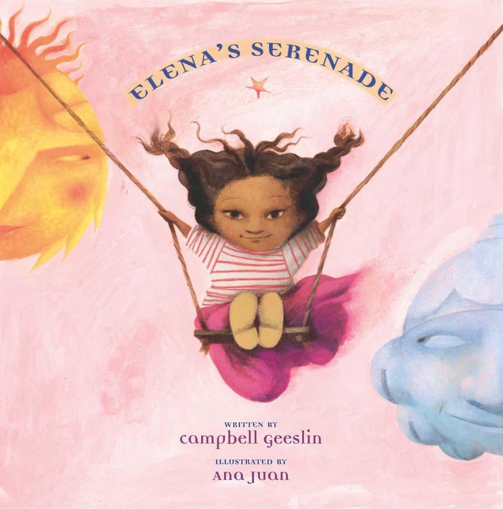 Elena's Serenade als Buch