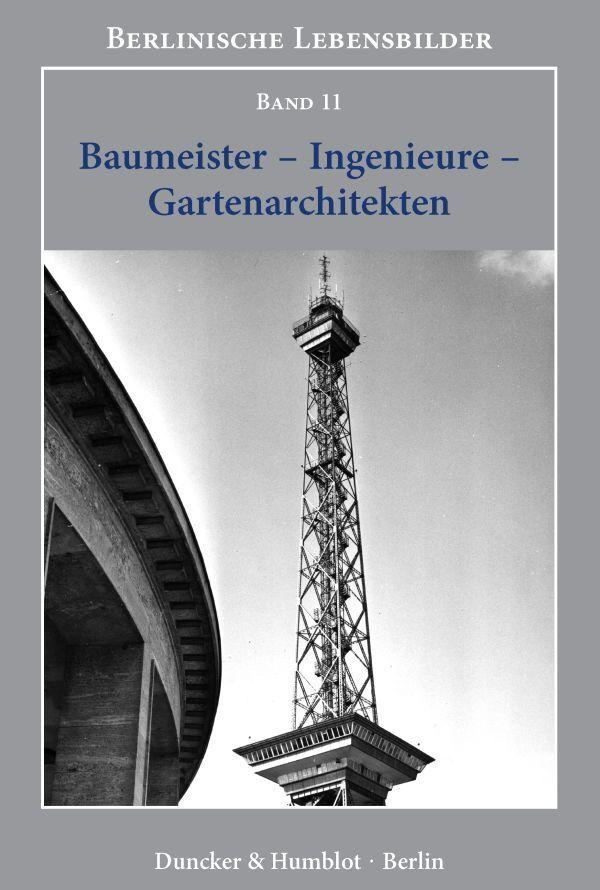 Baumeister - Ingenieure - Gartenarchitekten als...