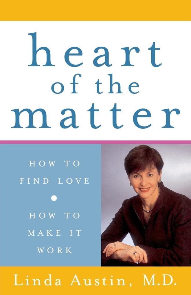 Heart of the Matter als Taschenbuch