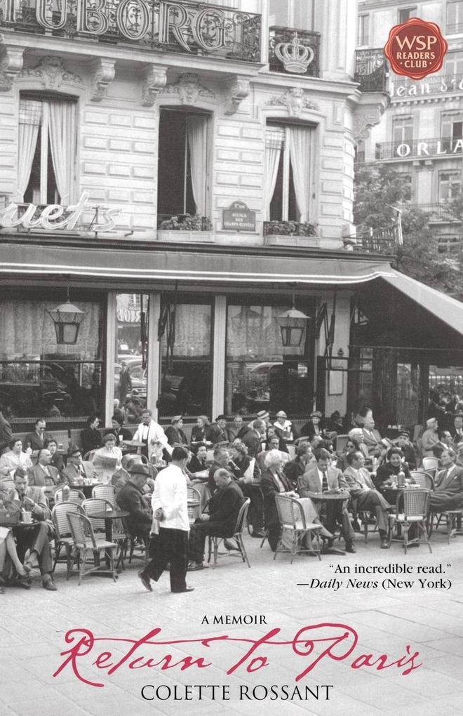 Return to Paris als Taschenbuch