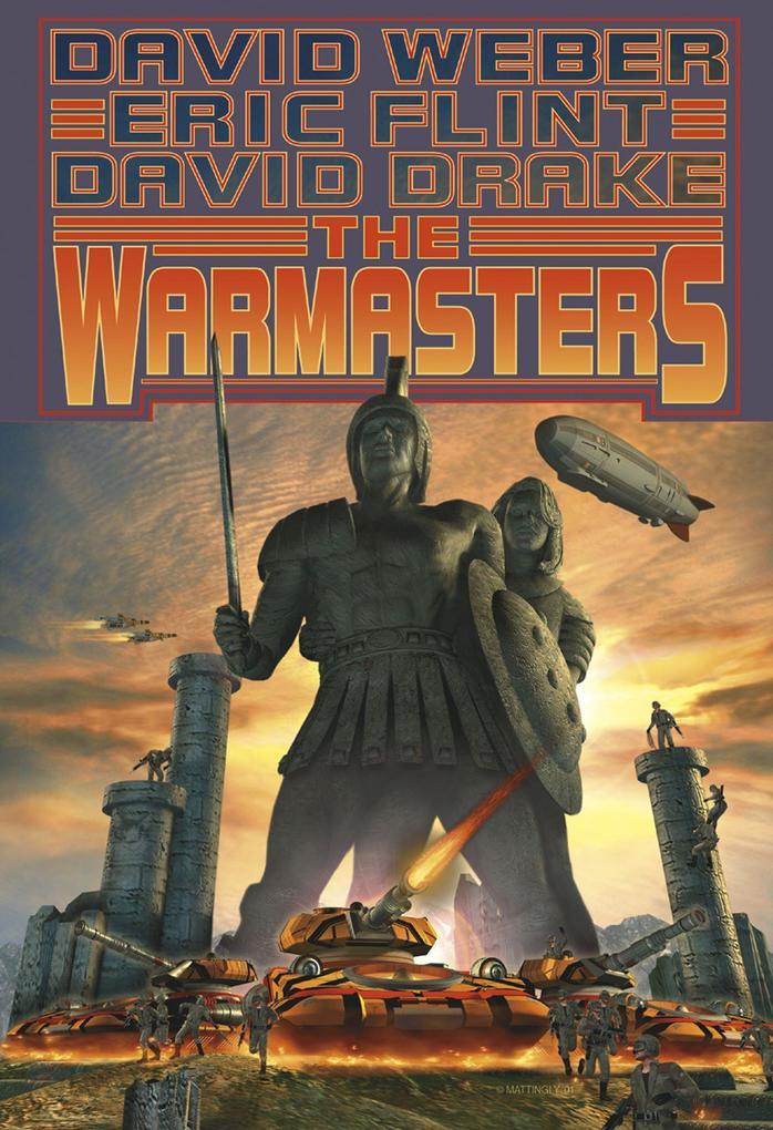 The Warmasters als Taschenbuch