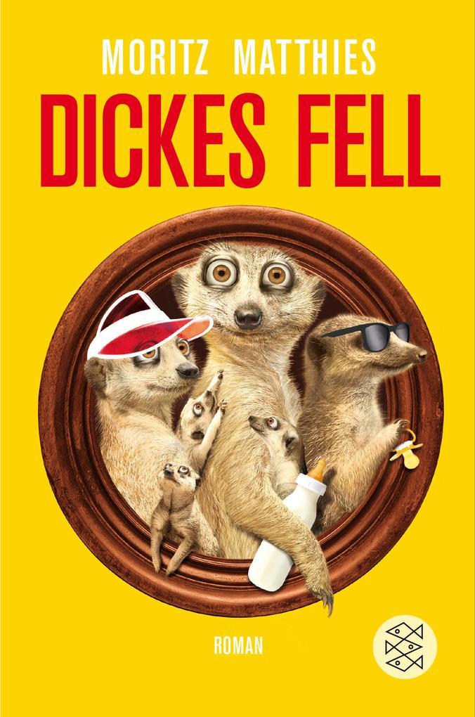 Dickes Fell als Taschenbuch