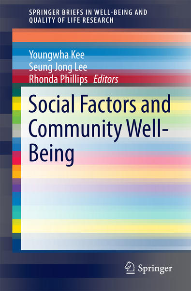 Social Factors and Community Well-Being als Buc...