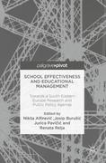 School Effectiveness and Educational Management