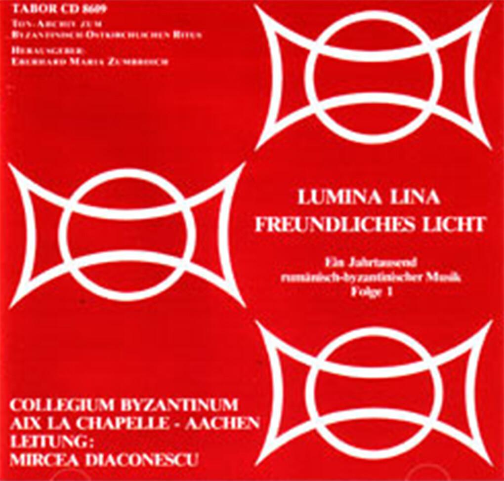 Rumänisch- byzantinische Musik - LUMINA LINA - ...