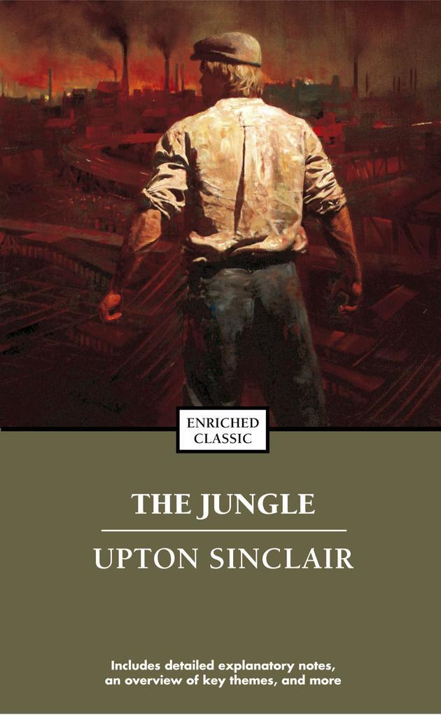 The Jungle als Taschenbuch