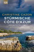 Stürmische Côte d'Azur