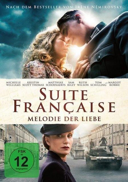 Suite Française - Melodie der Liebe als DVD