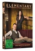 Elementary. Season.3, 6 DVDs