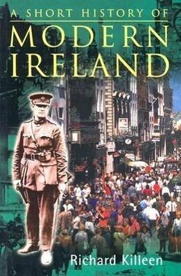A Short History of Modern Ireland als Taschenbuch