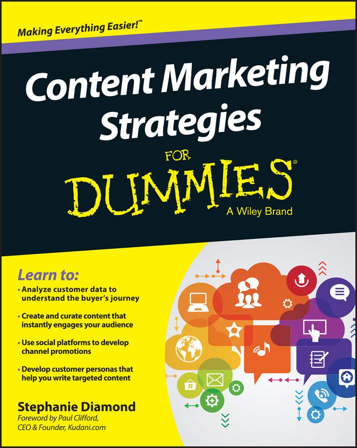 Content Marketing Strategies For Dummies als eB...