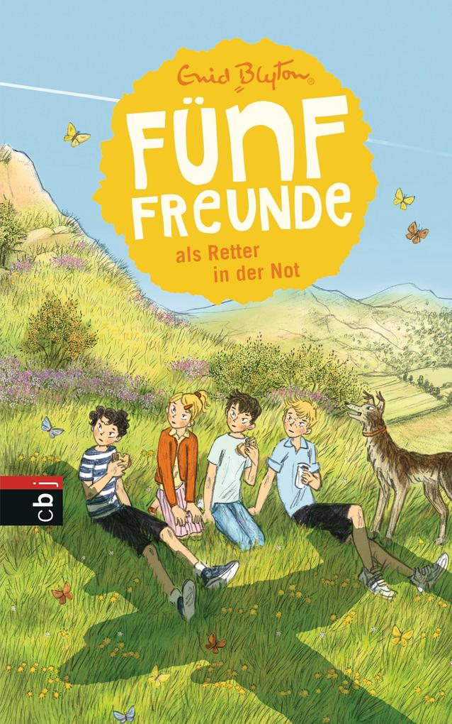 Fünf Freunde als Retter in der Not als eBook Do...