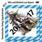 Turmschreiber Tageskalender 2017