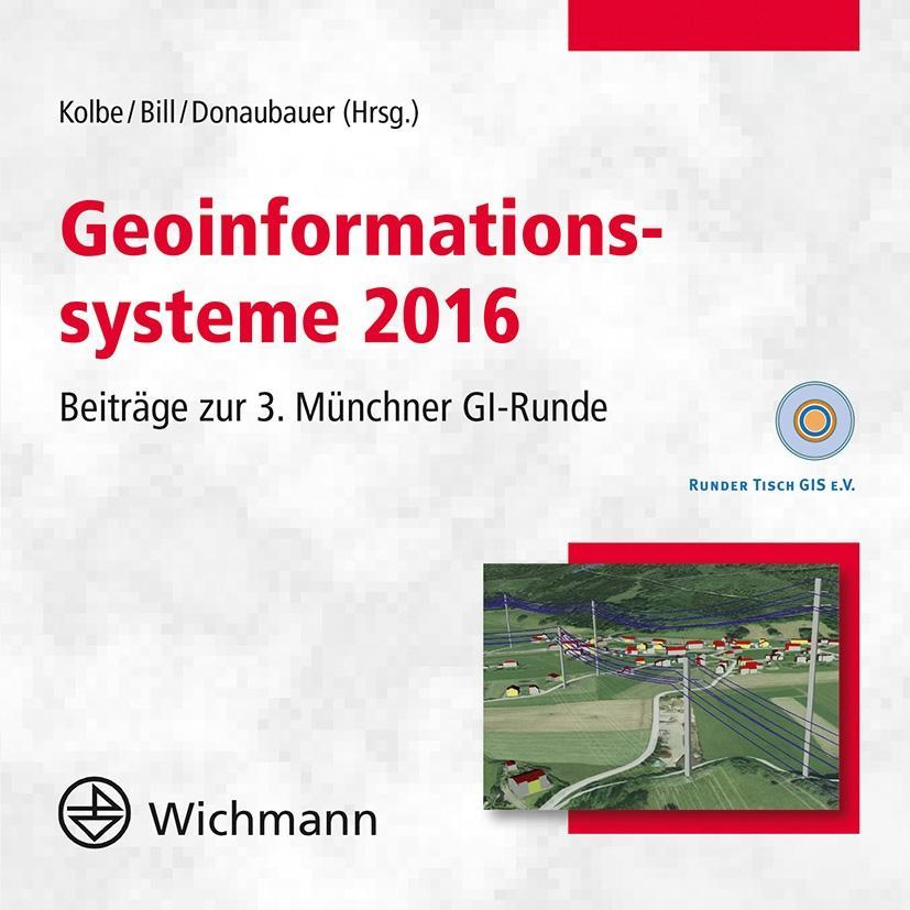 Geoinformationssysteme 2016