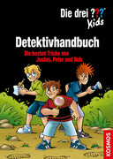 Die drei ??? Kids Detektivhandbuch (drei Fragezeichen)