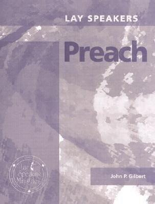 Lay Speakers Preach als Taschenbuch