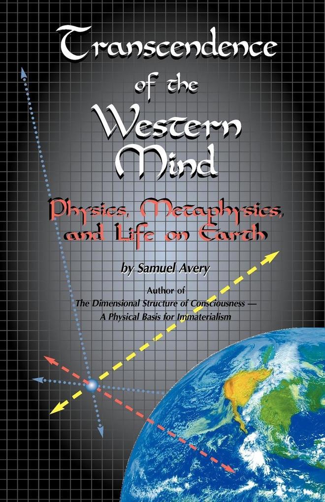 Transcendence of the Western Mind als Taschenbuch