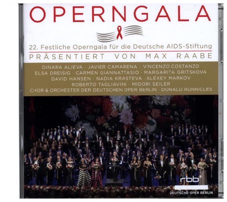 22.Operngala für die AIDS-Stiftung