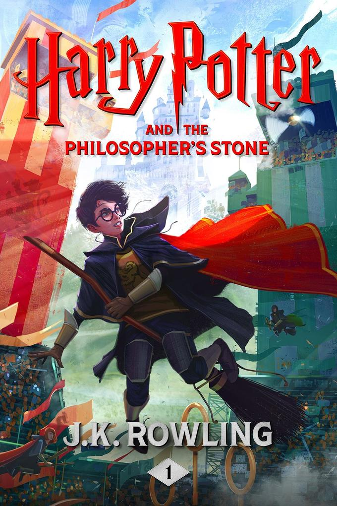 Harry Potter and the Philosopher's Stone als eBook epub