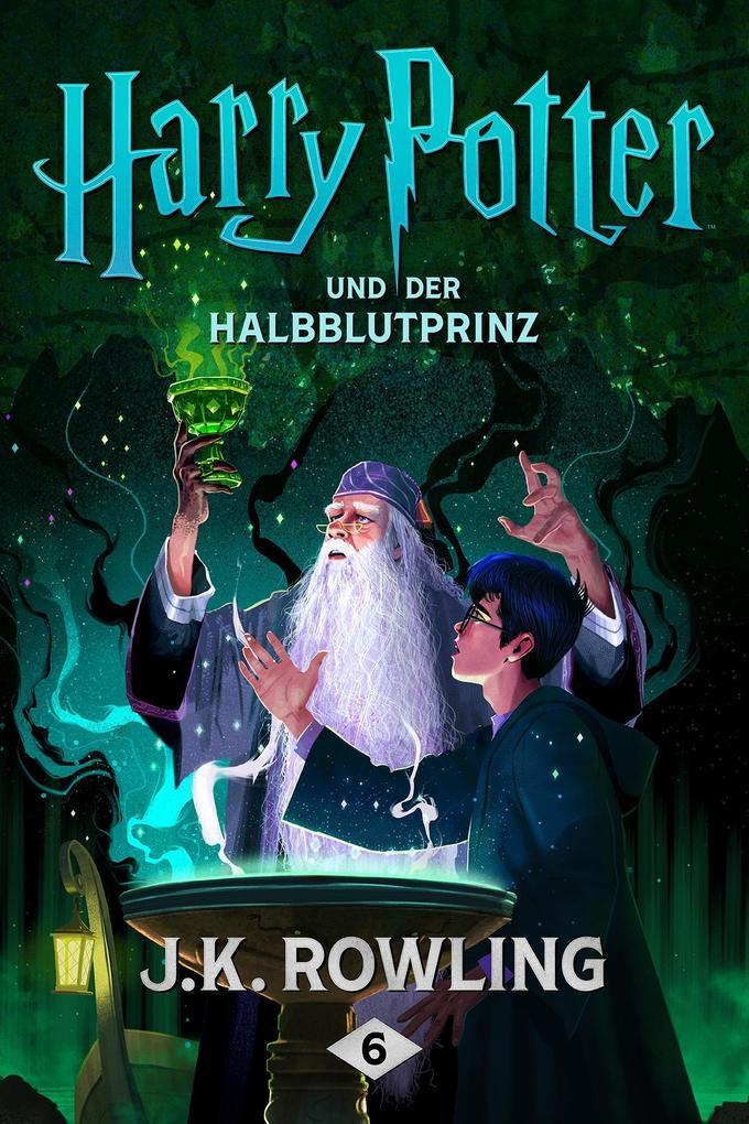 Harry Potter und der Halbblutprinz als eBook
