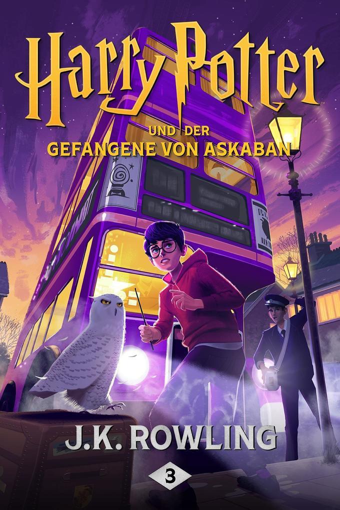 Harry Potter und der Gefangene von Askaban als eBook