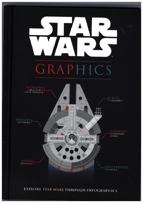 Star Wars: Graphics als Buch von Lucasfilm Ltd