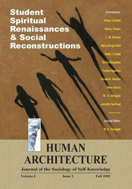 Student Spiritual Renaissances & Social Reconst...