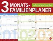 3-Monats Familienplaner 2017