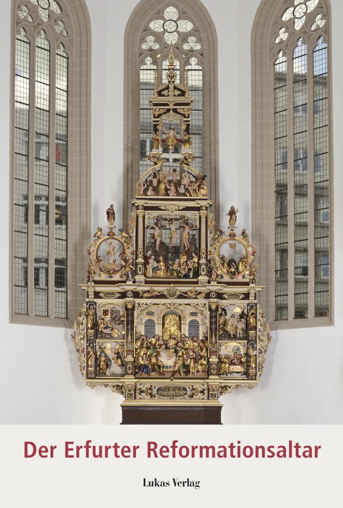 Der Erfurter Reformationsaltar als Buch von