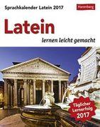 Sprachkalender Latein 2017