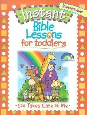 For Toddlers: God Takes Care of Me als Taschenbuch