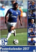 FC Schalke 04 Posterkalender 2017