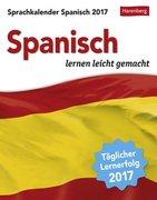 Sprachkalender Spanisch 2017