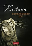 Katzen Literaturkalender 2017