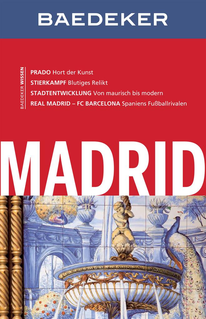Baedeker Reiseführer Madrid als eBook Download ...