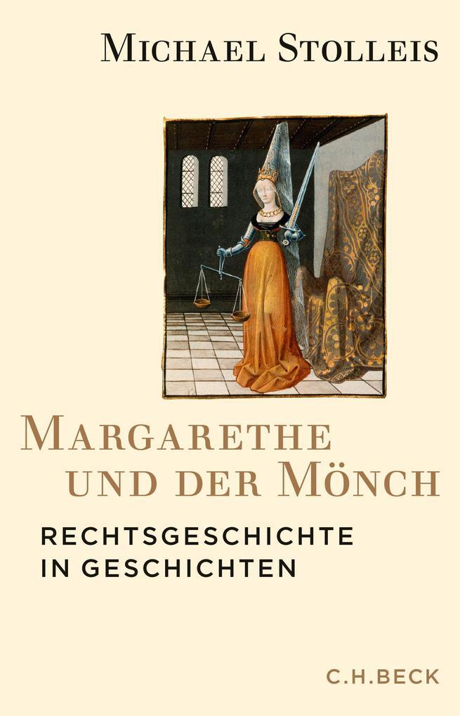 Margarethe und der Mönch als eBook
