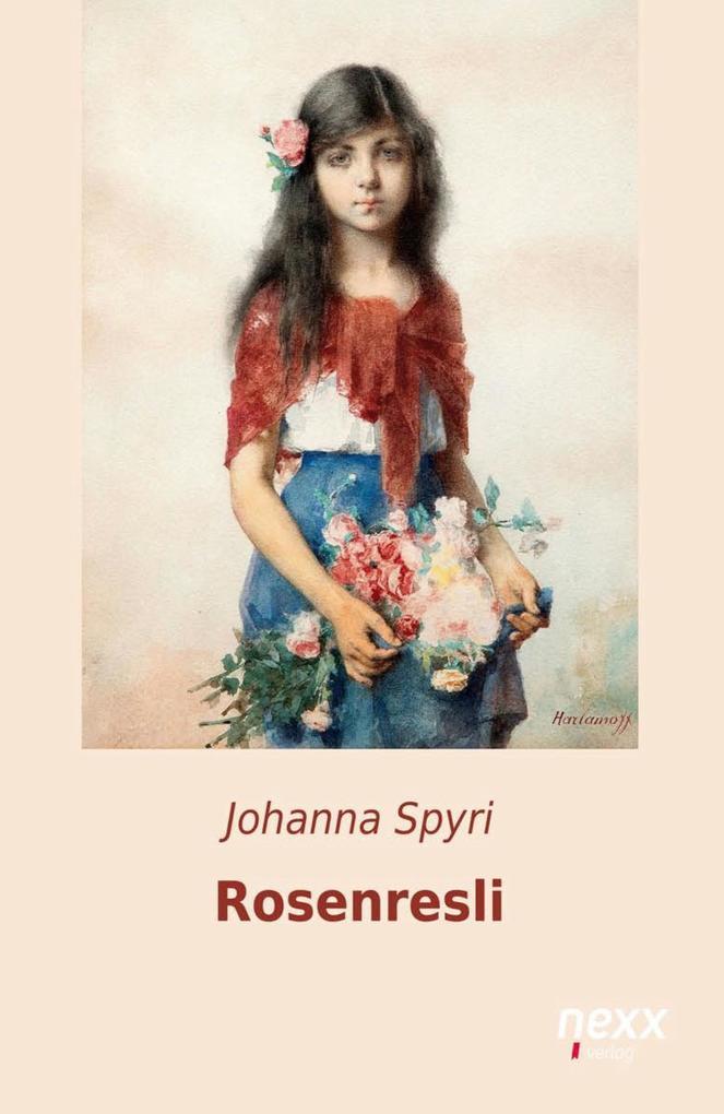 Rosenresli als Buch (kartoniert)