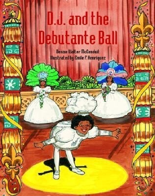 D. J. and the Debutante Ball als Buch