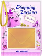 Shopping-Zuschuss NEU