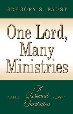 One Lord, Many Ministries als Taschenbuch